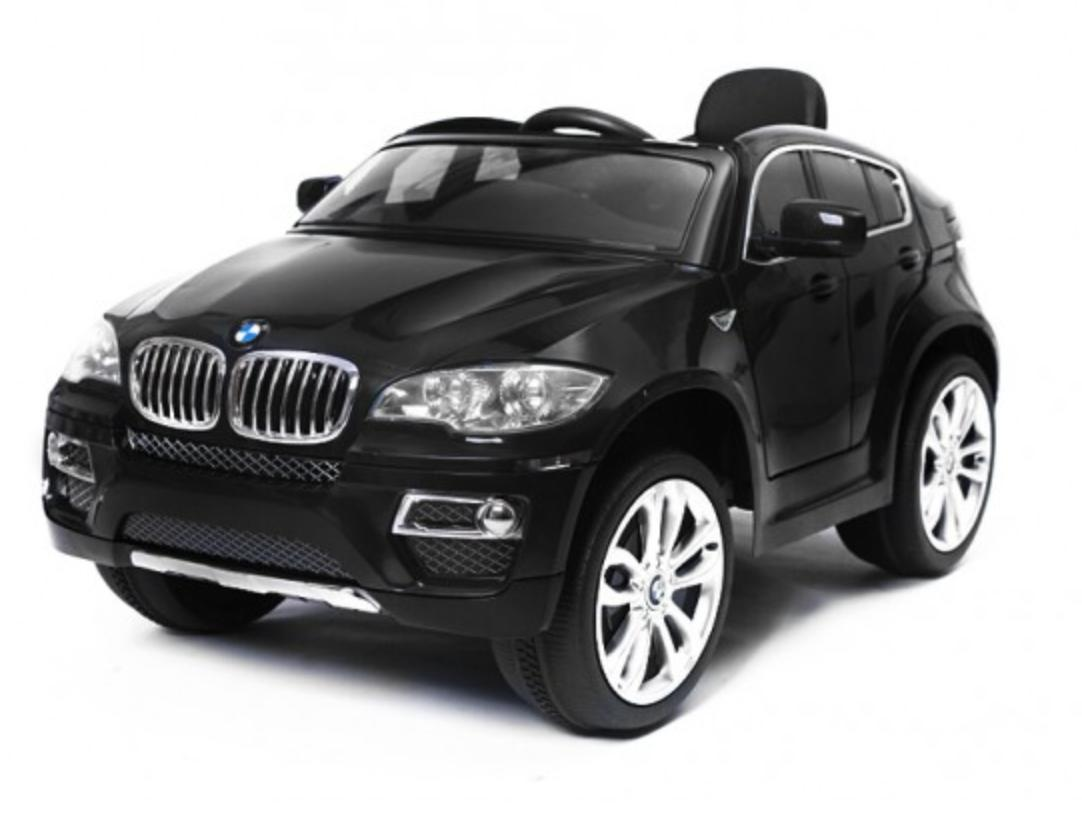 voiture lectrique 4x4 bmw x6 2x35w 12v noir m tallis. Black Bedroom Furniture Sets. Home Design Ideas