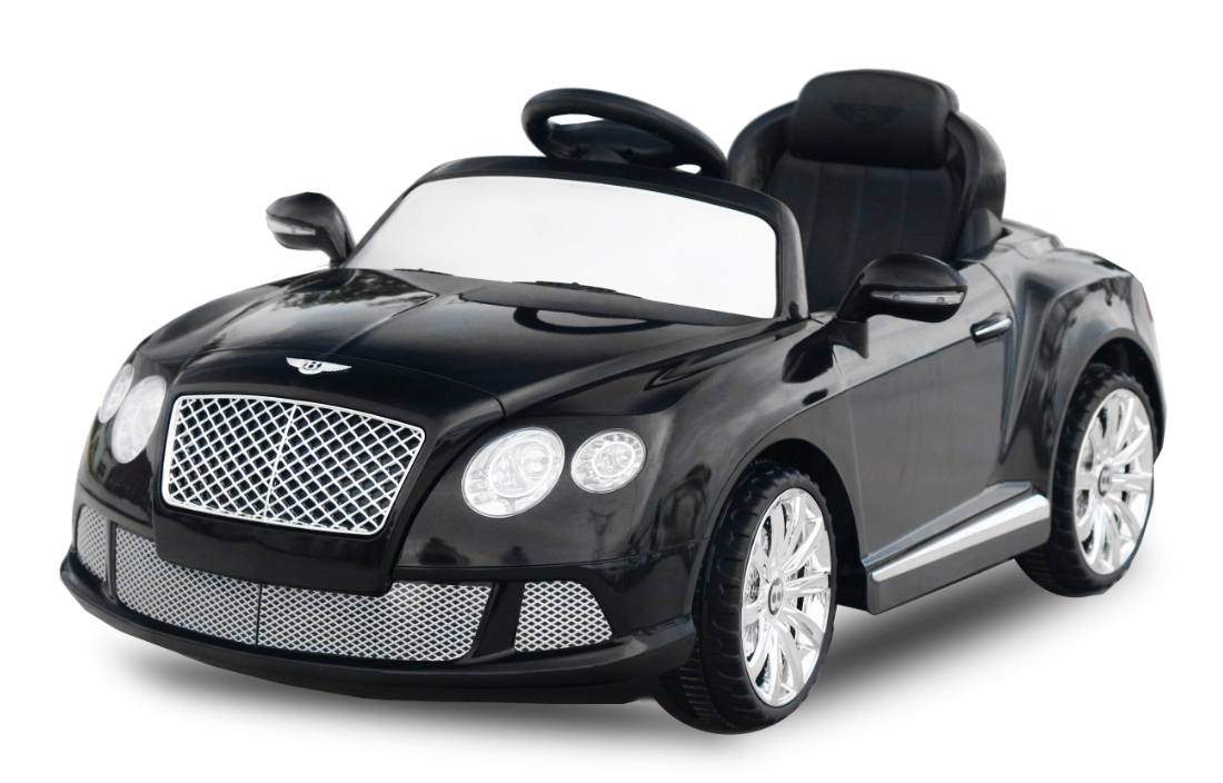 voiture lectrique bentley continental gtc noir 2x30w 12v. Black Bedroom Furniture Sets. Home Design Ideas