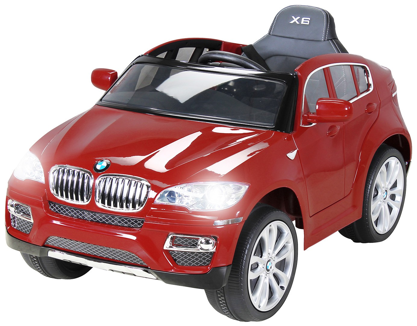 voiture lectrique bmw x6 rouge. Black Bedroom Furniture Sets. Home Design Ideas
