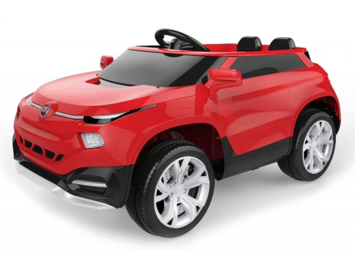 voiture lectrique fiat fcc4 rouge 2x15w 12v. Black Bedroom Furniture Sets. Home Design Ideas