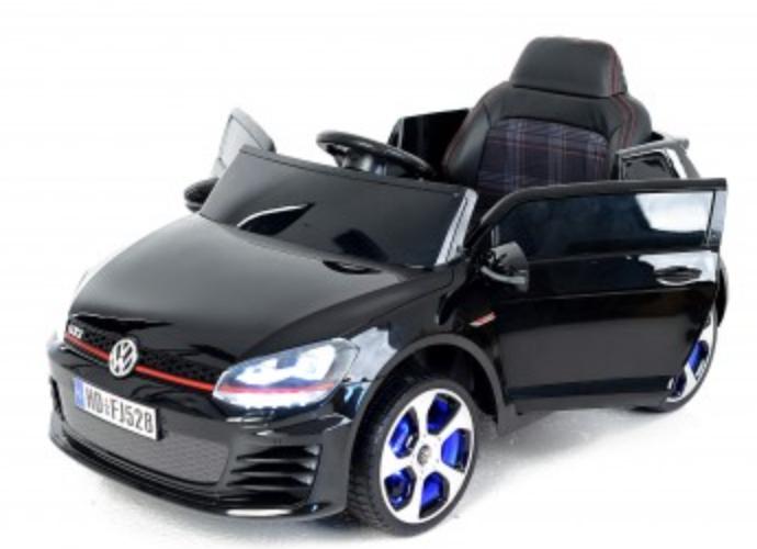 voiture lectrique golf gti 2x30w 12v noir. Black Bedroom Furniture Sets. Home Design Ideas