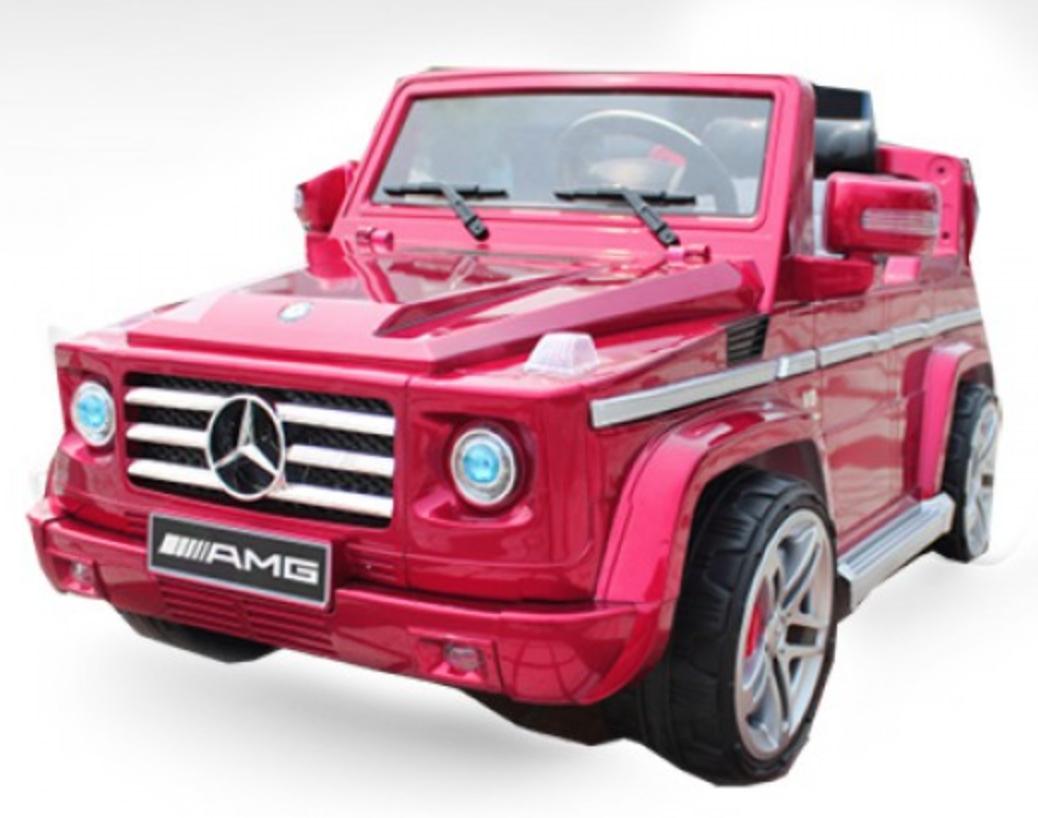 Rose Mercedes Voiture Xl Électrique Amg G55 UMVpSqLzG