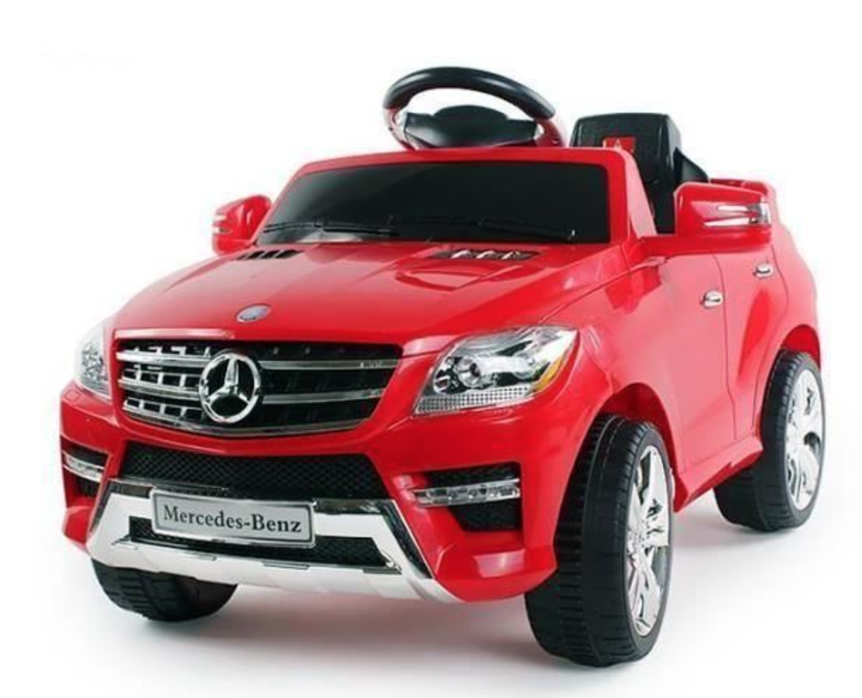 voiture lectrique mercedes ml 350 rouge. Black Bedroom Furniture Sets. Home Design Ideas