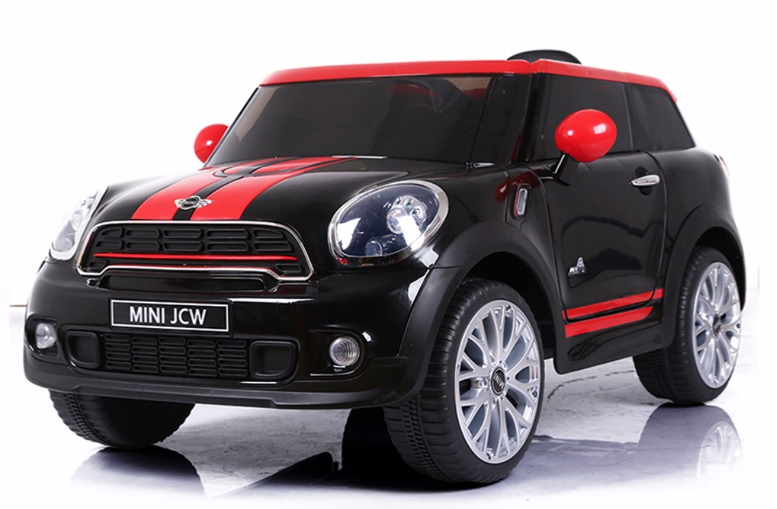 voiture lectrique mini cooper paceman noir. Black Bedroom Furniture Sets. Home Design Ideas