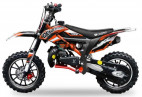 Dirt Bike 49cc Cheetah deluxe 10/10 orange laqué