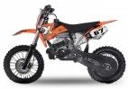 Dirt Bike 49cc NRG 14/12 Kick starter automatique orange