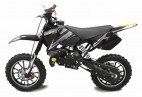 Dirt Bike 49cc Sport 10/10 automatique e-start noir