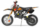 Dirt Bike 49cc Sport 10/10 automatique e-start orange