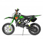 Dirt Bike 49cc Sport 10/10 automatique e-start vert