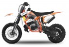 Dirt Bike 50cc NRG KTM 12/10 9cv freins hydrauliques orange
