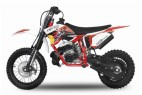 Dirt Bike 50cc NRG KTM 12/10 9cv freins hydrauliques rouge