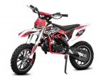 Dirt Bike enfant 49cc Gazelle deluxe 10/10 rouge