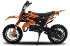 Dirt Bike enfant essence 49cc flash 10/10 orange