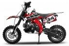 Dirt Bike YMH 49cc Rouge 10/10