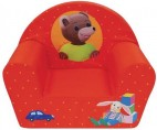 Fauteuil club Petit Ours Brun