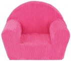Fauteuil club rose