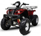 Hummer ATV 150cc automatique rouge Quad adulte