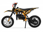 Moto cross 49cc Panthera 10/10 automatique orange