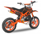 Moto cross enfant 49cc 10/10 Viper orange