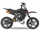 Moto cross enfant 49cc e-start 10/10 Viper noir