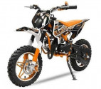 Pocket bike 49cc BullBike 10/10 orange