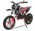 Pocket bike 49cc BullBike 10/10 rouge