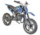 Pocket Bike 49cc Competition 10/10 bleu