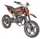 Pocket Bike 49cc Competition 10/10 orange