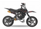 Pocket bike cross thermique 49cc 10/10 e-start noir