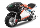 Pocket Bike Racing PS88 49cc Orange