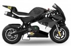 Pocket Bike Rocket Sport Deluxe PS50 49cc Noir
