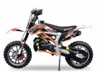 Pocket cross 49cc Cheetah deluxe 10/10 Kick starter orange