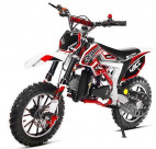 Pocket cross 49cc Cheetah deluxe 10/10 Kick starter rouge