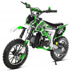 Pocket cross 49cc Cheetah deluxe 10/10 Kick starter vert