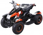 Quad électrique 800W Cobra orange
