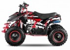 Quad enfant 49cc Jumpy Tuning 6