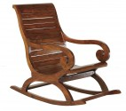 Rocking chair mindi massif Comina