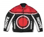 Veste de cross rouge enfant Racing