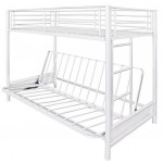 lit mezzanine argent clic clac mezzaclic 90 et 140 cm. Black Bedroom Furniture Sets. Home Design Ideas