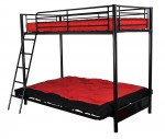 lit mezzanine clic clac mezzaclic2. Black Bedroom Furniture Sets. Home Design Ideas