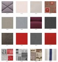 banquette bz matelas naturalys 15 cm jack couleur b912. Black Bedroom Furniture Sets. Home Design Ideas