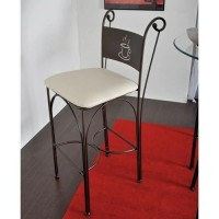 chaise haute en fer forg coffee photo 4 - Chaise Haute Fer Forge