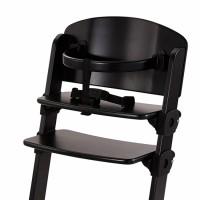 chaise haute noire en escalier cosmos. Black Bedroom Furniture Sets. Home Design Ideas