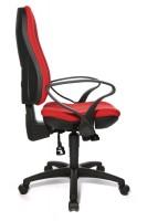 Fauteuil de bureau rouge support sy - Fauteuil de bureau 200 kg ...