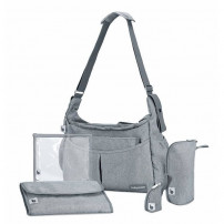 BABYMOOV Sac a langer Urban Bag Smokey