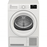 BEKO DCY824 - Seche linge frontal - 8 kg - Condensation - B - Blanc