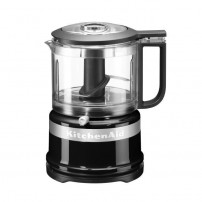 KITCHENAID 5KFC3516EOB Mini hachoir - Noir onyx