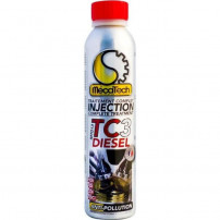 MECATECH TC3 DIESEL Curatif injection - Antipollution et nettoie le systeme d'alimentation