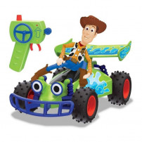 TOY STORY Smoby Buggy Radio-commandé Woody