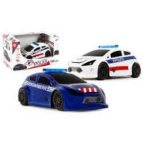 TURBO CHALLENGE R/C 1/28 police ou gendarmerie - + 4 ans